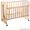 Детская кроватка качалка Морозко #1557005
