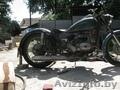 мотцикл К-750 с двигателем Урал