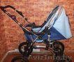 коляска детская-всесезонная