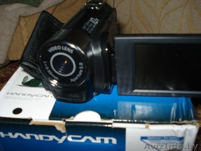Видеокамера sony hdr-cx360.