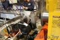 Экструзионная линия для производства армированных шлангов ПВХ стальной проволоко