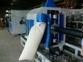 экструзионная линия для производства водопроводных и газовых труб из ПНД