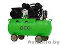 Компрессор ECO AE-1003 (3кВт,  100л,  3 цилиндра,  380V) Под заказ (7 дн.)
