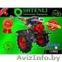Тяжелый Мотоблок SHTENLI 1100 (Пахарь) 9л.с./бензин с ВОМ (Гомель)