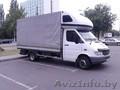 грузоперевозки по Гомелю,  Гомельской области и РБ автомобилем Mercedes Sprinter