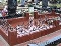 Изготовление памятников благоустройство могил Гомель Беларусь художественное офо