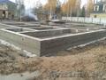 Бетонные работы,  Строительство под ключ