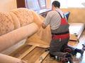 Реставрация мягкой мебели в Гомеле.