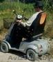 Инвалидную,  с электроприводом,  кресло-коляску  Meyra CityLiner 415,  Germany