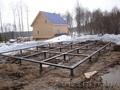 Свайно-винтовой Фундамент установка в Гомельском р-не, Объявление #1568952