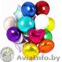 Фольгированные шары с гелием 18