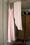 Платье нежно-розового цвета,  не яркое. Б/у один раз. Размер 42-44.