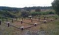 Свайно-винтовой Фундамент под ключ в Хойниках
